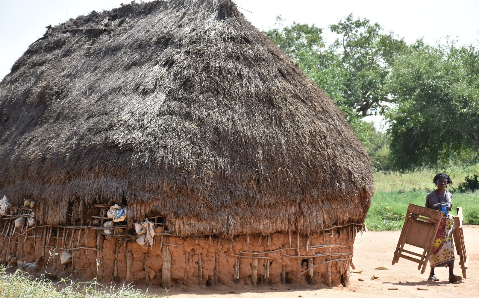 Traditional-Duruma-House